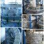 Automatic PP Woven Mesh Bag Circular Making Machine