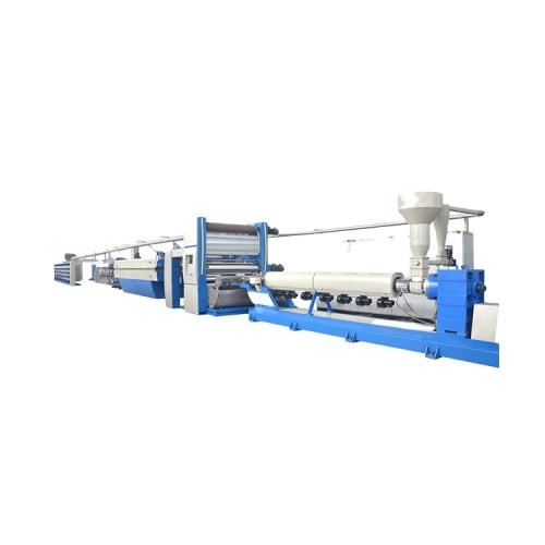 Advanced products high speed jumbo bag PP flat yarn extrusion line