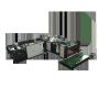Zhuding automatic PP woven jumbo bag cutting sewing machine