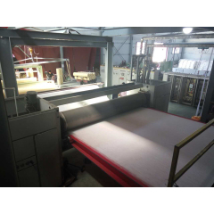 Full automatic pp sms meltblown nonwoven fabric production line
