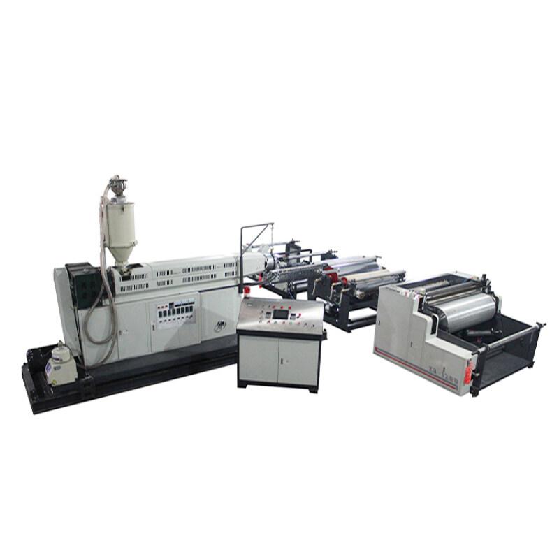 Fully automatic electric large bopp lamination film machine