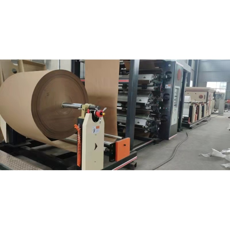 Aully Automatic 25kg 50kg Paper Cement Packing Bag Making machine