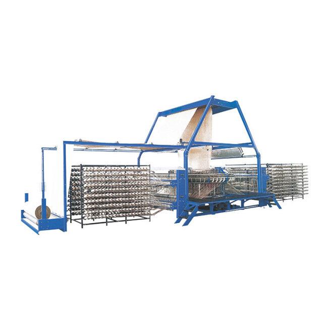 2020 leno mesh bag 8 shuttle weaving circular loom  machine