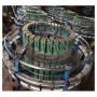 High speed 6 shuttles leno bag circular loom machine for pp woven