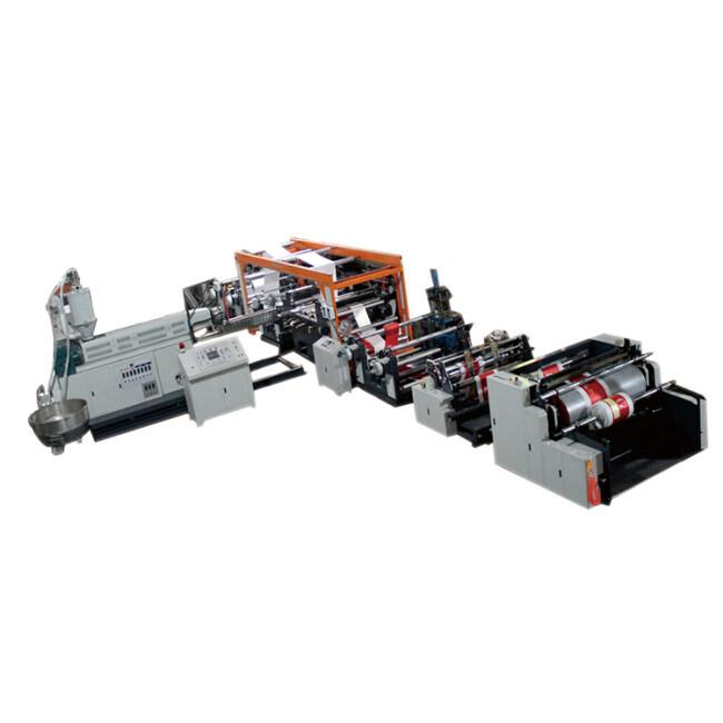 Auto bopp hot high pressure industrial laminating machine price