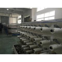 Zhuding pp tape draw flat yarn extruder making machine