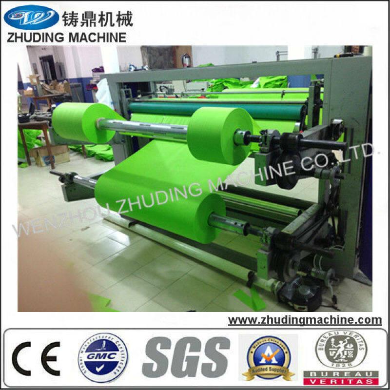Wenzhou Full automatic non woven fabric slitter machine