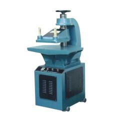 10T Hydraulic pressure swing-arm type punching machine for bags,baiting machine