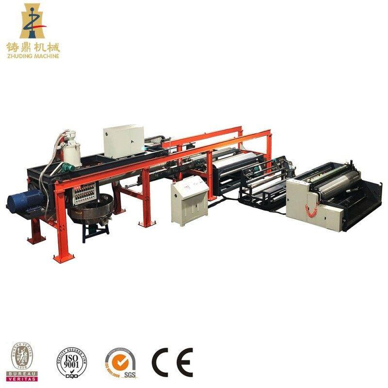 Flat yarn machine for PP woven sack