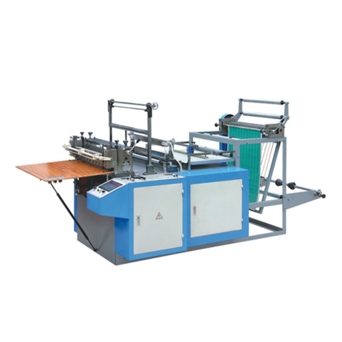 Zhuding competitive price pp woven bag liner film bag making machine