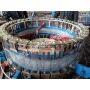 Six shuttle PP woven fabric plane cam circular loom knitting machine