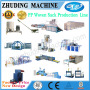 Energy saving PP woven bag 6 shuttle circular loom price