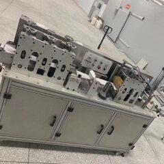 ZD fully automatic ultrasonic face flat mask making machine