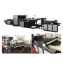 Multifunctional high quality fabric ecological vest bag making machine