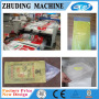 automatic PP woven sugar liner bag inserting machine