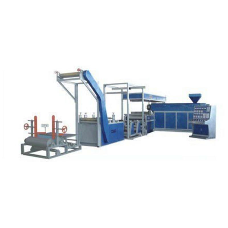 Zhuding pp extrusion paper lamination coating machine