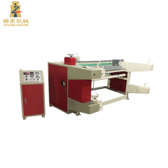 knitted fabric non woven fabric slitter machine