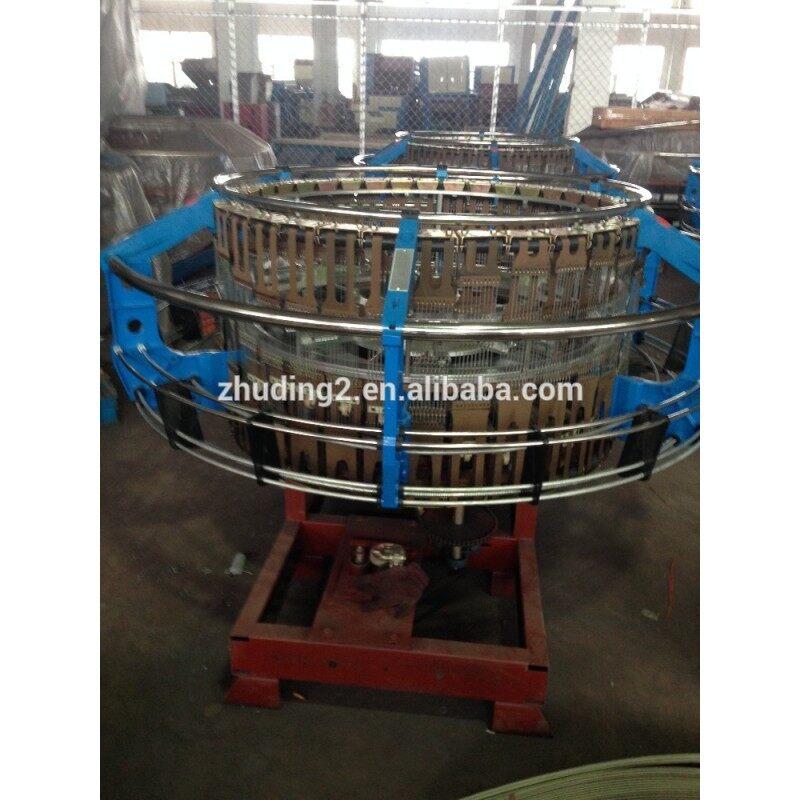 HIGH PRODUCTION EFFICIENCY MESH BAG PLASTIC CAM CIRCULAR LOOM WEAVING BAG MAKING MACHINE