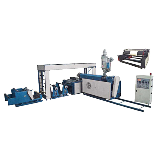 Automatic industrial plastic laminating machine for pp woven bag