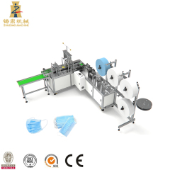 Suppliers sale quality 3ply dust face mask machine line