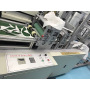 Automatic disposable 3d folding medical n95 face mask making machine