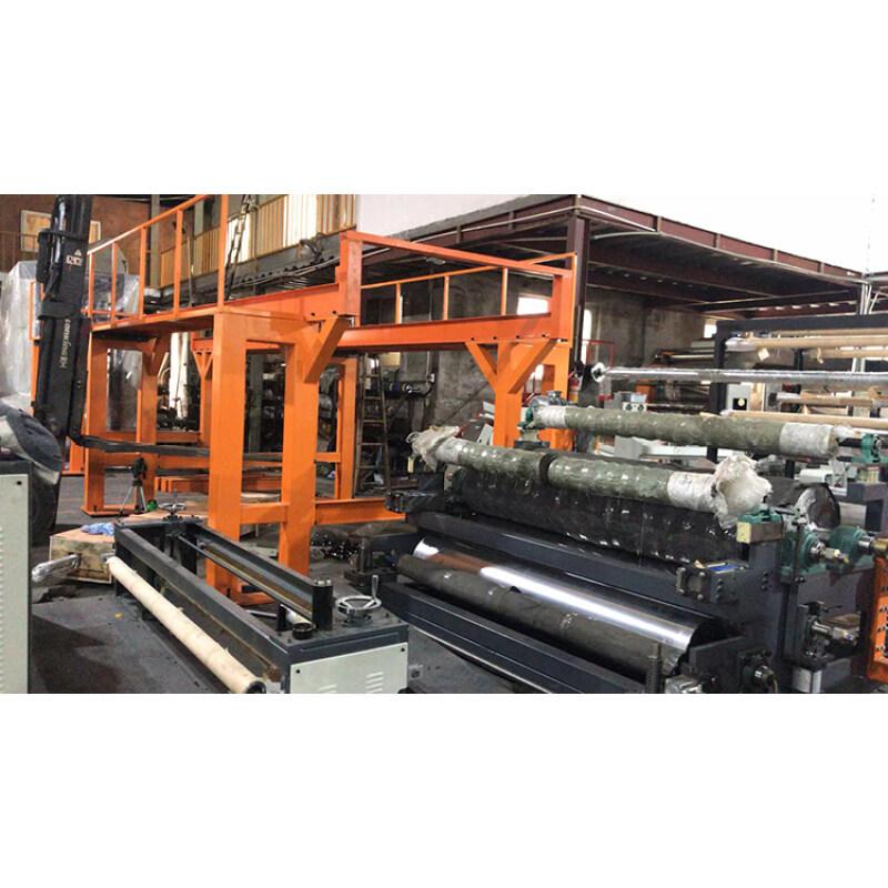 Zhuding automatic cotton canvas fabric lamination machine price