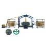 Zhuding 4 shuttle plane cam type jumbo bag circular loom machine
