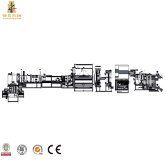 Fully automatic multifunctional non woven bag making machine