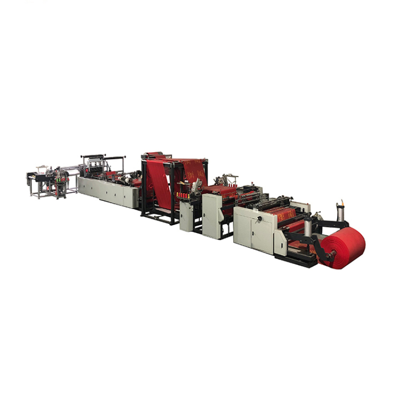 Wenzhou polypropylene rice bag machine