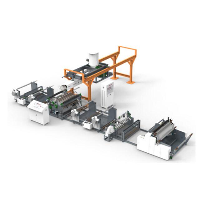 Zhuding non woven fabric pp woven fabric paper matt lamination machine price