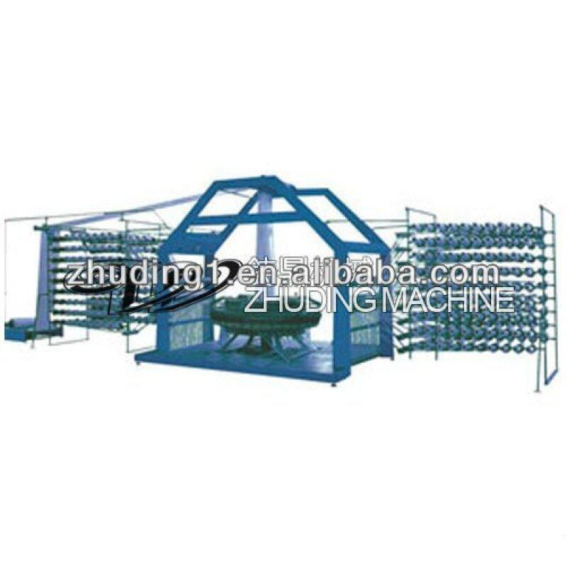 PP woven bag shuttle circular loom making machine