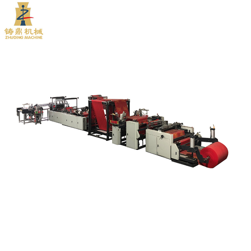 Brand New Product Automatic Nonwoven Bag Sewing Machine