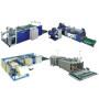 roll to roll heat transfer printing machine