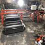 Zhuding pp woven cement rice bag making bopp coating laminating machine