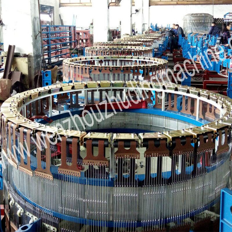 Energy saving polypropylene woven bags 4 shuttle weaving circular loom price