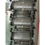 Cam type winding machine for flat yarn, drawed-tapes, pp woven sack production line