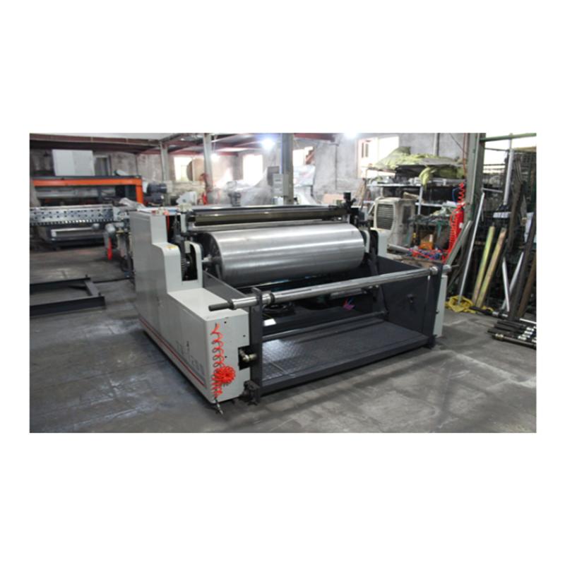 High speed pp woven sack making machine bopp film coating machine