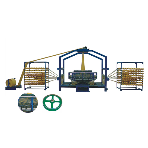 Zhuding industrial four shuttles automatic weaving circular loom prices