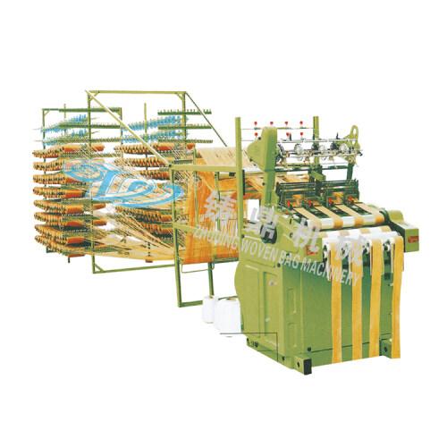 High Speed Fabric Jumbo Bag Belt Eight Shuttle Weaving Circular loom