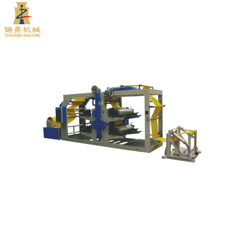 Made in China High speed automatic pp woven sack flexo printing machine