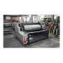 Automatic kraft paper box plastic bag coating making machine
