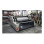 Advanced technique pp woven fabric lamination machine