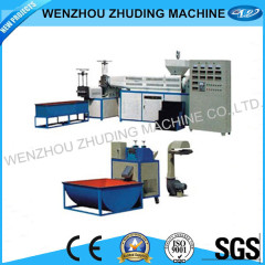 Zhuding plastic filament granular recycling machine price