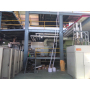 Fast delivery pp meltblown non-woven spunbond fabric production line