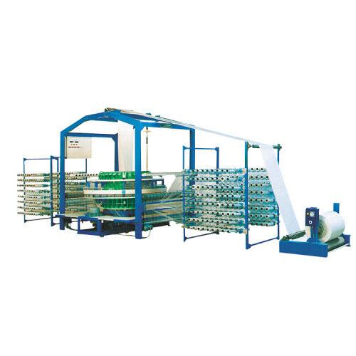 Zhuding pp woven flour bag widen four shuttles circular loom for sale