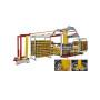 CE standard Zhuding pp woven bag production line 6 shuttle circular loom machine