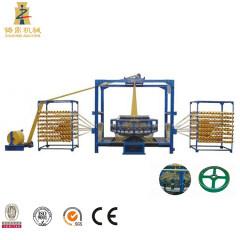 Zhuding PP woven sack 4 shuttle circular loom weaving machine