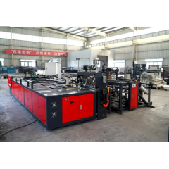 Automatic PP woven liner bag inserting machine