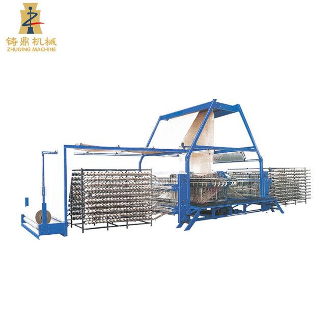 Zhuding high production net bag 8 shuttle circular loom for sell