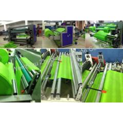 1.6m slitting machine, cutting and winding machine,slitter for nonwoven fabric